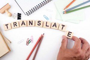شرکت ترجمه حرفه ای
